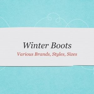 Warm Boots Brand New in Box